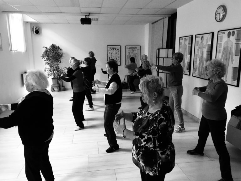 Qi Gong Over 60